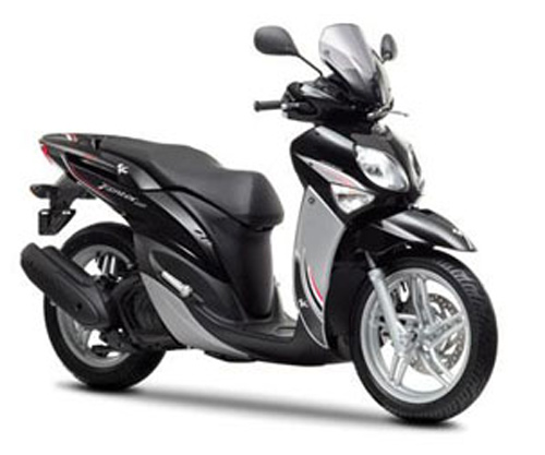 Yamaha Xenter MotoGP: Đối thủ của SH - 1