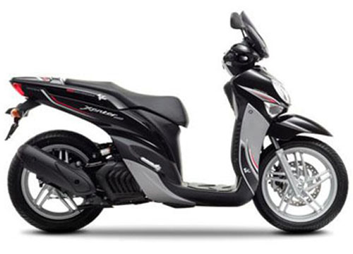Yamaha Xenter MotoGP: Đối thủ của SH - 2