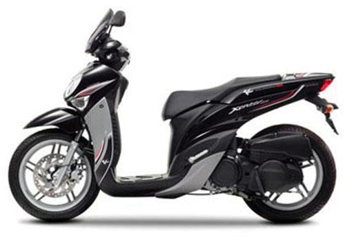Yamaha Xenter MotoGP: Đối thủ của SH - 3