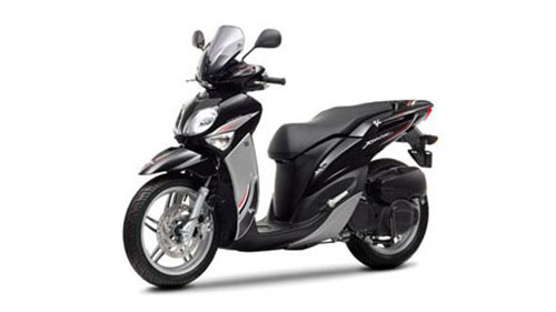 Yamaha Xenter MotoGP: Đối thủ của SH - 4