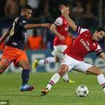 Bóng đá - Montpellier - Arsenal: Podolski lại nổ súng