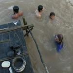 Sức khỏe đời sống - Nguy cơ amip ăn não người khi bơi ở hồ ao