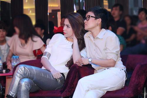 Hà Hồ và học trò chia tay Phương Uyên - 13