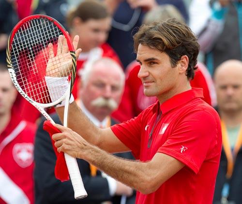Federer có thể nghỉ thi đấu dài ngày - 1