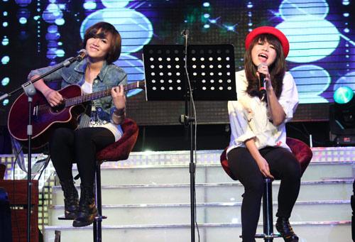 Bảo Trang, Tiêu Châu song ca cực sung - 9