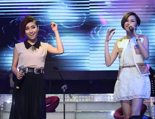 Bảo Trang, Tiêu Châu song ca cực sung - 4