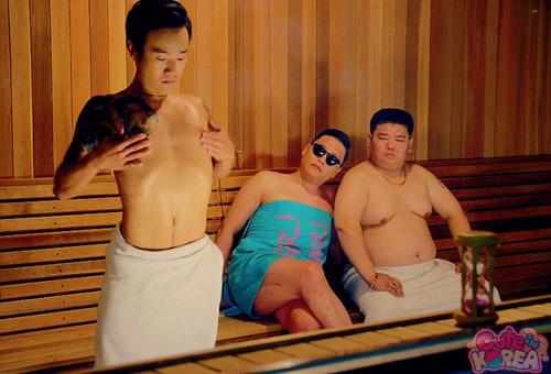 Điệu nhảy Gangnam Style đảo điên giới trẻ - 3