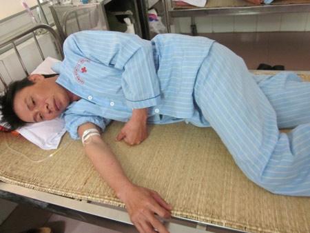 Chém người tàn bạo tại Nghệ An - 1
