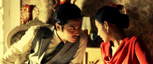 Lộ cảnh yêu của Jang Dong Gun và Bá Chi - 6