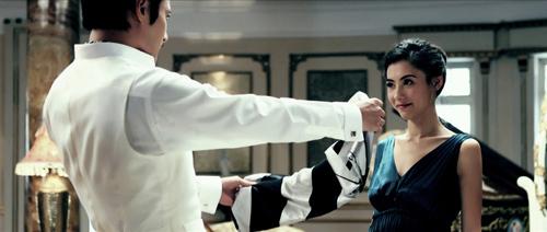 Lộ cảnh yêu của Jang Dong Gun và Bá Chi - 8