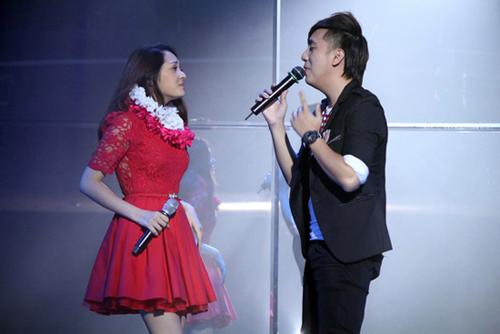 Bảo Anh tình cảm bên Minh Vương - 3
