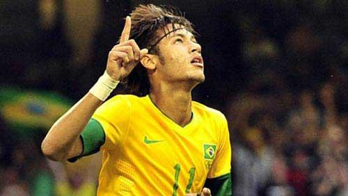 Brazil - Argentina: Neymar tỏa sáng - 1
