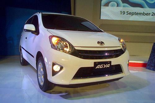 Toyota ra mắt xe nhỏ giá khoảng 160 triệu đồng - 1