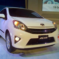 Toyota ra mắt xe nhỏ giá khoảng 160 triệu đồng