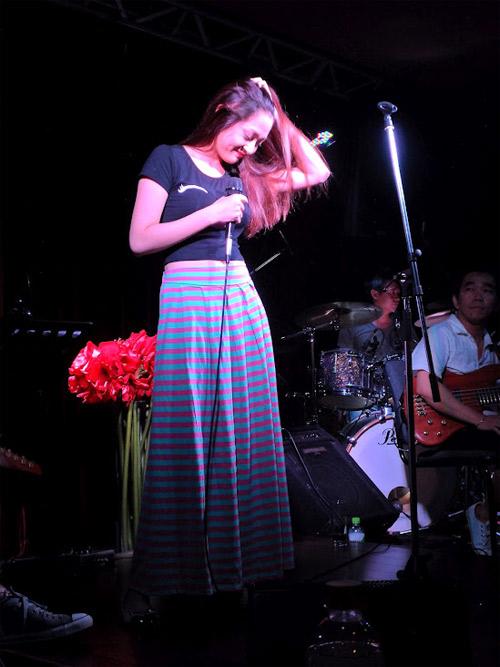 Học trò Thu Minh, Trần Lập hăng say tập hát - 3