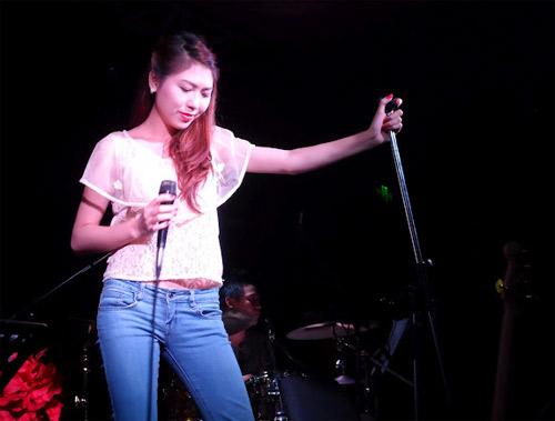Học trò Thu Minh, Trần Lập hăng say tập hát - 7