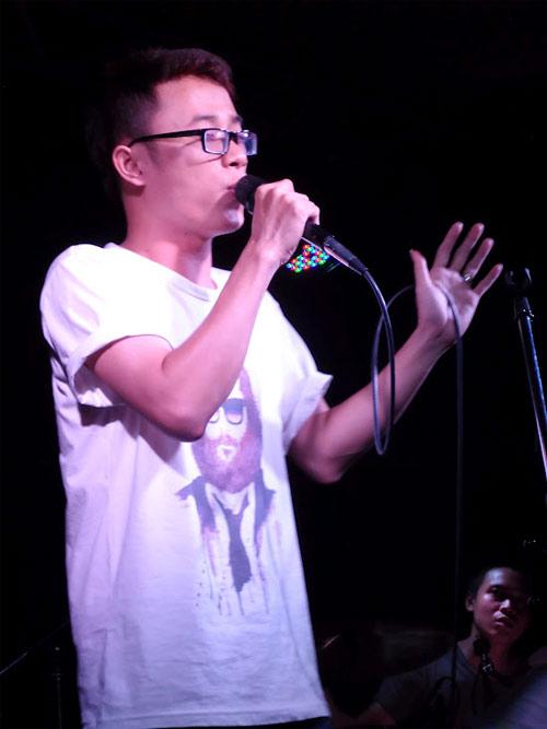 Học trò Thu Minh, Trần Lập hăng say tập hát - 14