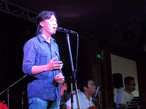 Học trò Thu Minh, Trần Lập hăng say tập hát - 11
