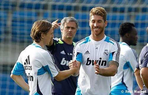 "Ramos đã biết ""sợ"" Mourinho? - 1"