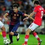 Bóng đá - Barca – Spartak: Khoan thủng bê-tông