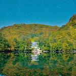 Du lịch - Bí ẩn dưới đáy hồ nước xanh ngắt kì ảo
