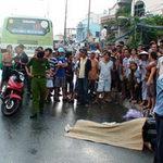 Tin tức trong ngày - Bắt giam tài xế xe buýt chạy ẩu