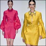 """Thời trang - Milan FW: Gucci loay hoay tìm """"thuốc nổ"""""""