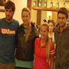 SAO quần vợt TG giao lưu với tài năng trẻ