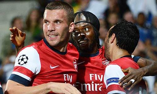 Arsenal: Hàng thủ và đôi cánh - 2