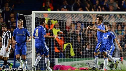 Oscar: Số 10 đích thực của Chelsea - 2