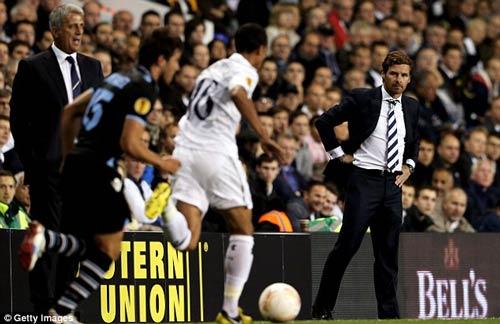 Tottenham - Lazio: Nghệ thuật phòng ngự - 1