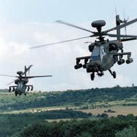 Mỹ bán 8 trực thăng Apache cho Indonesia