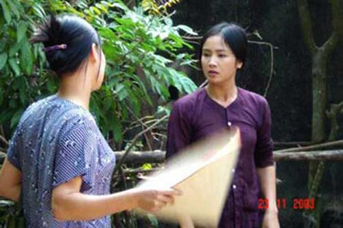 Những gái quê đẹp nhất màn ảnh Việt - 17