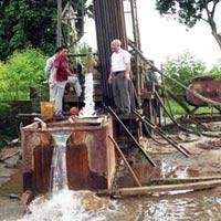 Phát hiện nguồn nước ngầm siêu sạch tại HN