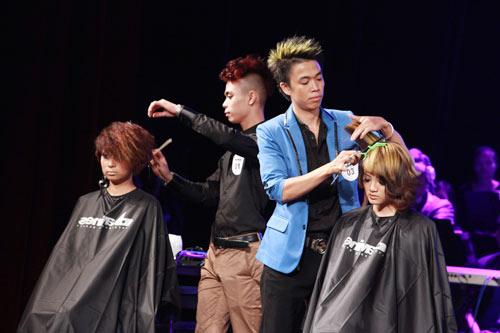 Kịch tính cùng show tóc hoành tráng - 11