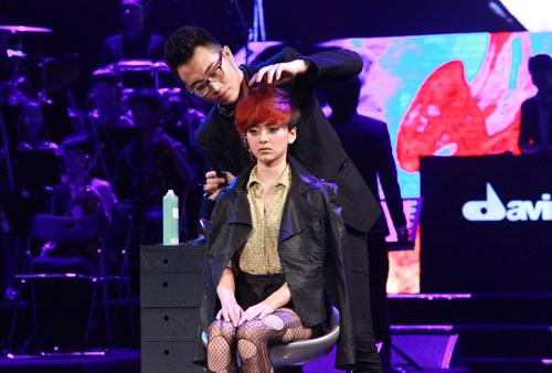 Kịch tính cùng show tóc hoành tráng - 12