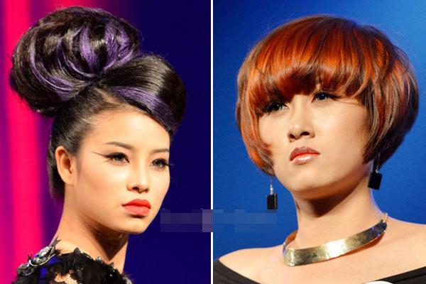 Kịch tính cùng show tóc hoành tráng - 15