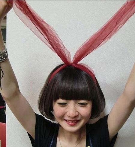 """Kết tóc """"băng đô"""" đẹp như  Kim Yoo Jung - 11"""