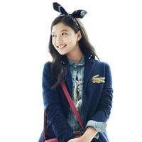 """Kết tóc """"băng đô"""" đẹp như  Kim Yoo Jung"""