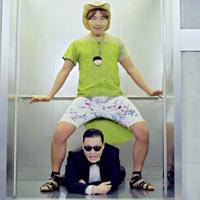 Điệu nhảy Gangnam Style đảo điên giới trẻ