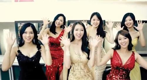 Hoa hậu Hàn Quốc sexy với Gangnam Style - 4