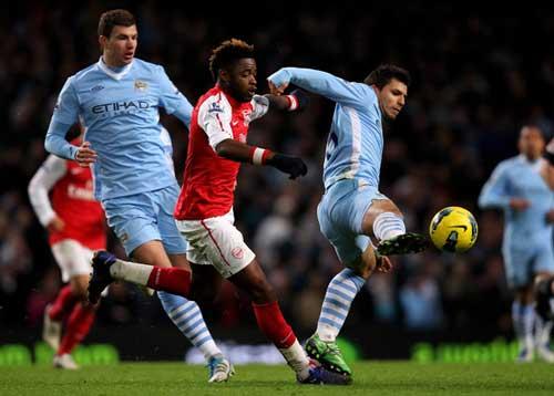 Man City gặp Arsenal: Thước đo đẳng cấp - 2