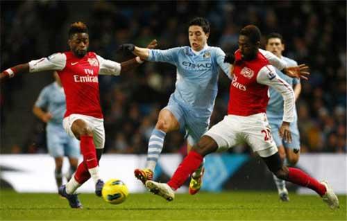 Man City gặp Arsenal: Thước đo đẳng cấp - 1