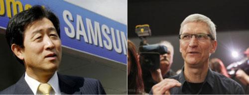Samsung quyết liệt đòi cấm bán iPhone 5 - 1