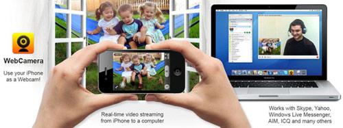 5 ứng dụng giúp biến smartphone thành webcam - 2