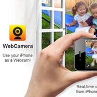 5 ứng dụng giúp biến smartphone thành webcam