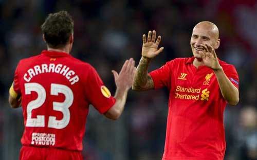 """Liverpool: Hình bóng """"Gerrard mới"""" - 1"""