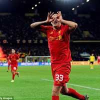 """Liverpool: Hình bóng """"Gerrard mới"""""""