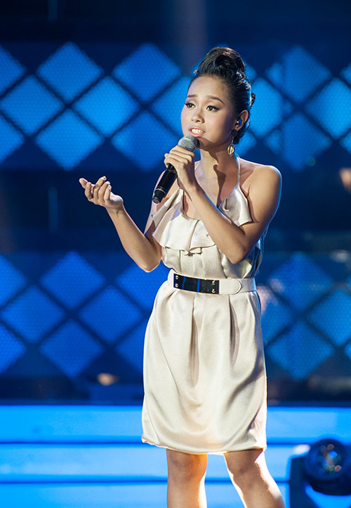 VN Idol: Mỹ Tâm bị đe dọa soán ngôi - 4