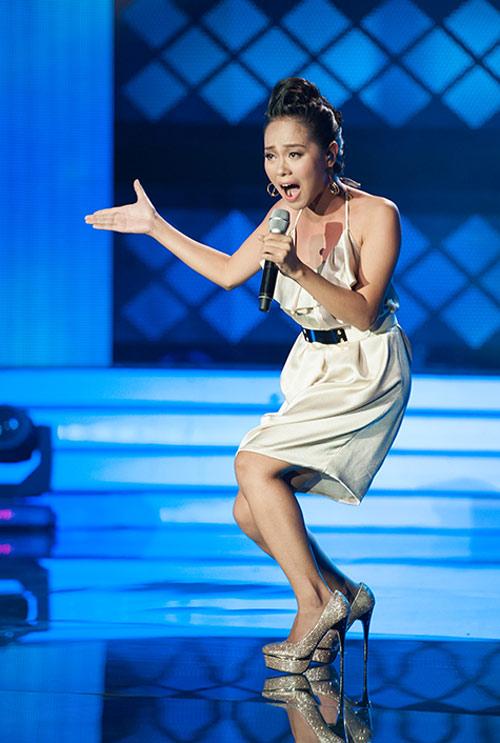 VN Idol: Mỹ Tâm bị đe dọa soán ngôi - 5